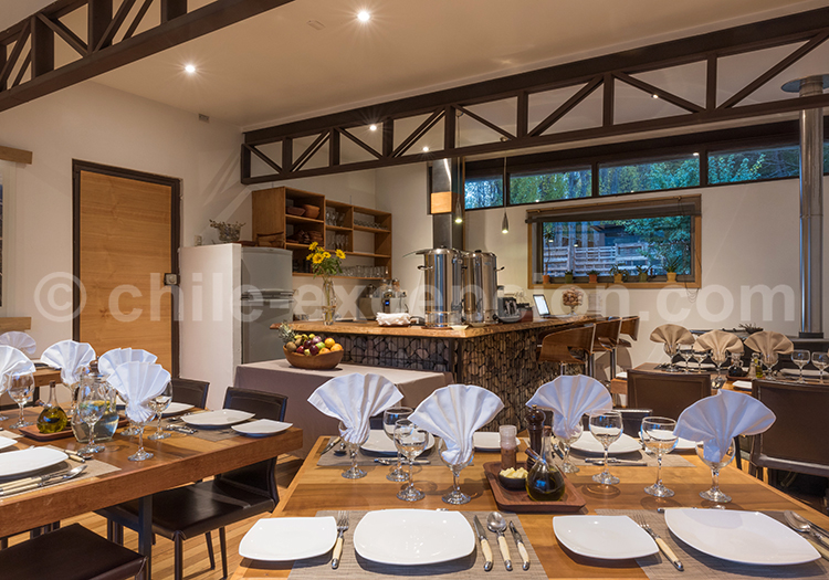 Restaurant, Patagonia House