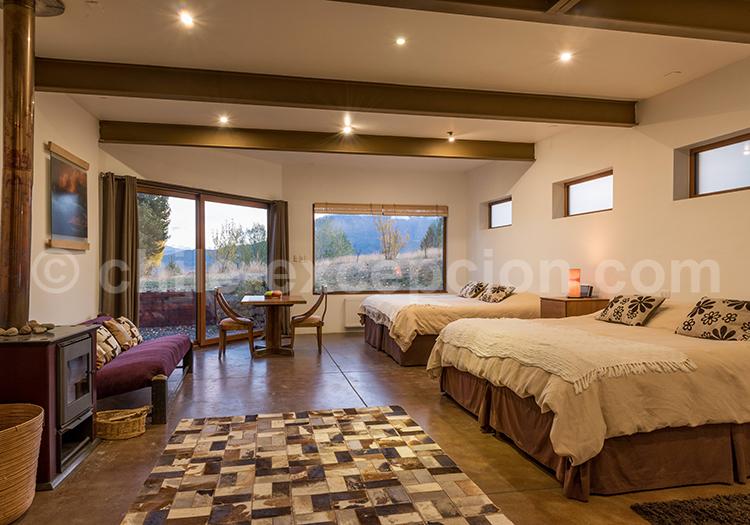 Chambre familiale, Patagonia House