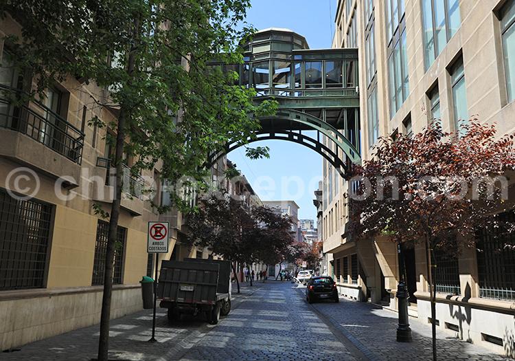 Paris-Londres, Santiago de Chile
