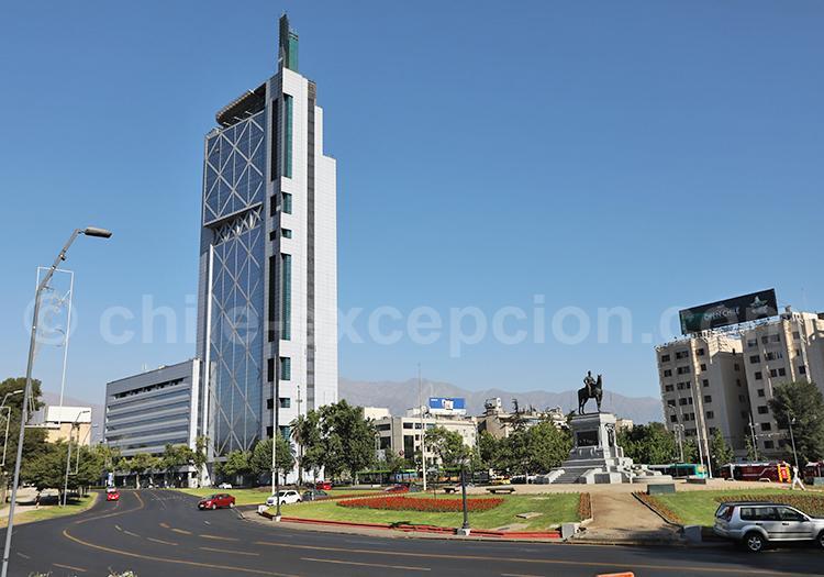 Plaza Baquedano, Santiago de Chile