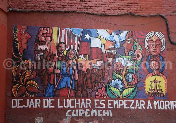 Barrio Brasil, Santiago de Chile