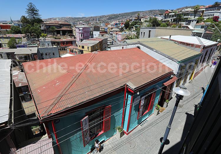Découvrir Valparaiso, Chili
