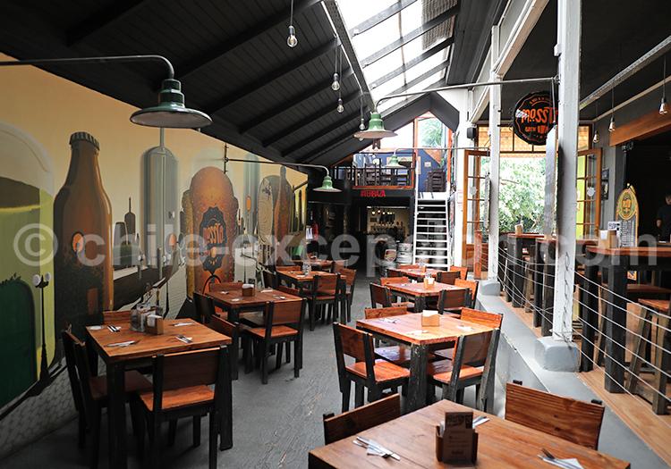 Bars, Barrio Italia, Santiago de Chile