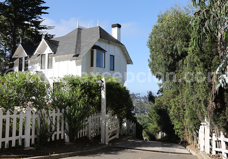 Maison de vacances, Zapallar, Chili