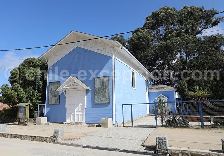 Maison secondaire à Zapallar, Chili
