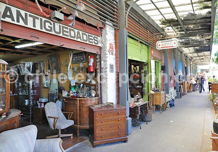Visiter les plus beaux quartiers de Santiago de Chile