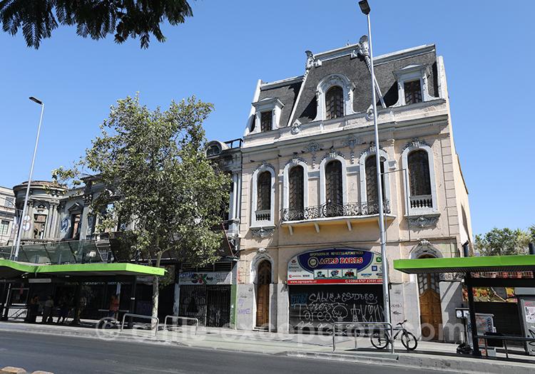 Magnifique maison du quartier Almagro, Santiago de Chile