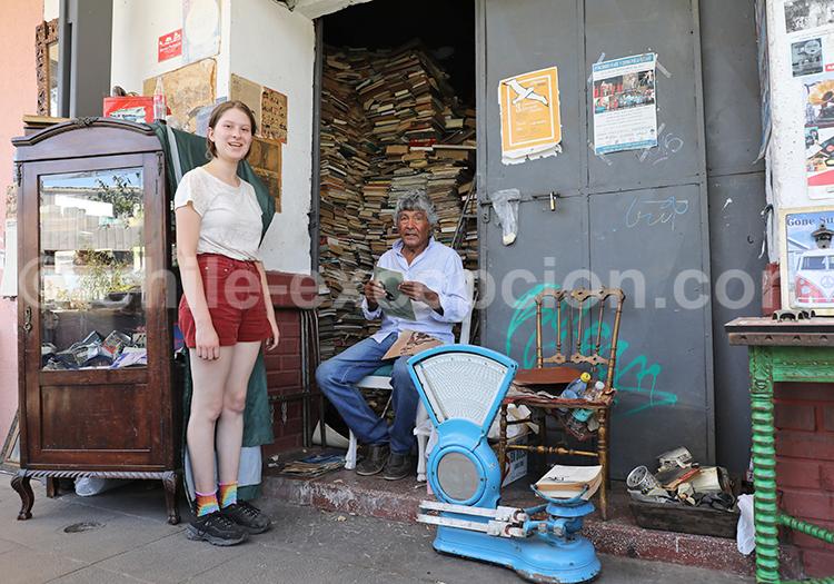 Visiter le Barrio Italia, Santiago de Chile