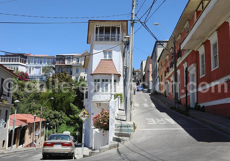 Visiter Valparaiso, Chili