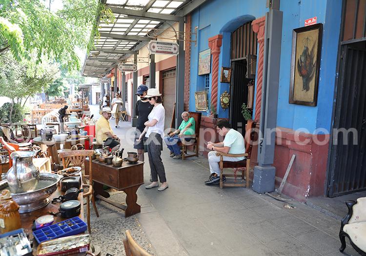 Barrio Italia, Santiago de Chile