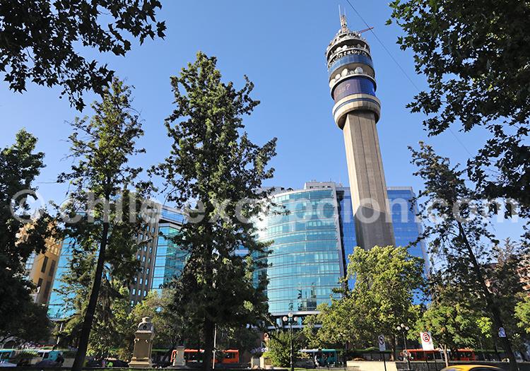 Barrio Almagro, Santiago de Chile