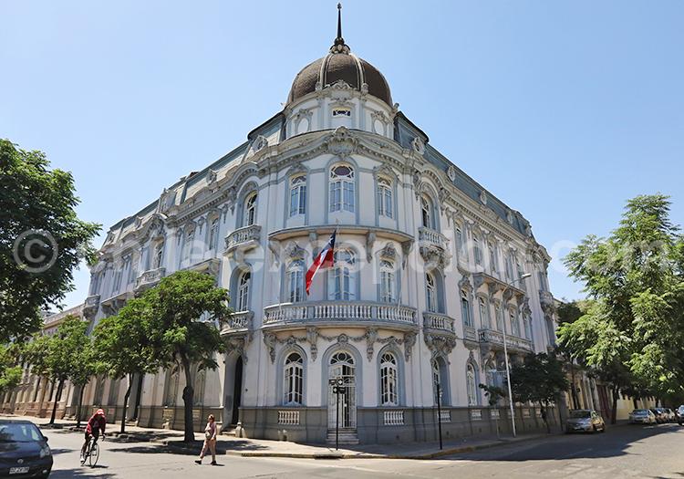 Visiter le Barrio Brasil, Santiago de Chile