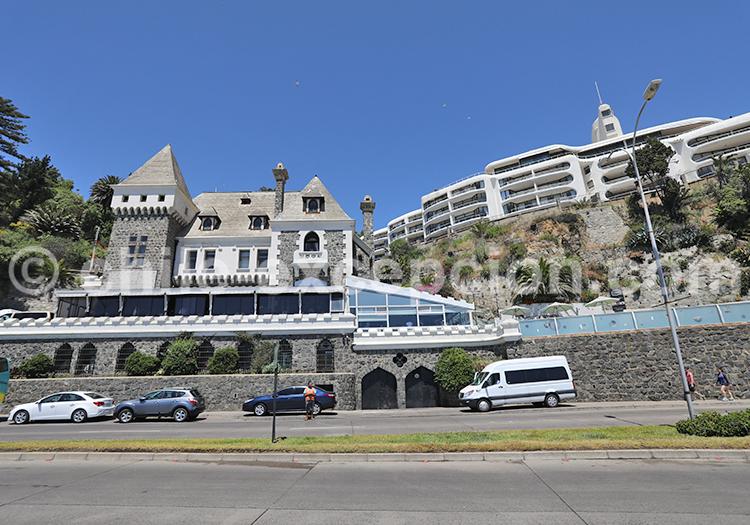 Castillo Ross, Viña del Mar