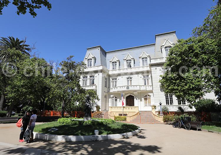 Palacio Carrasco, Viña del Mar