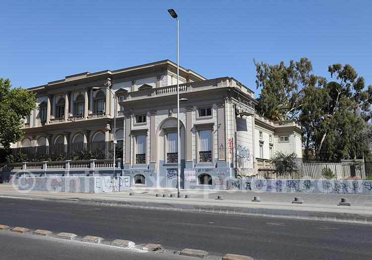 Palacio Errázuriz Urmeneta, Santiago