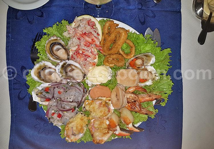 Gastronomie Viña del Mar
