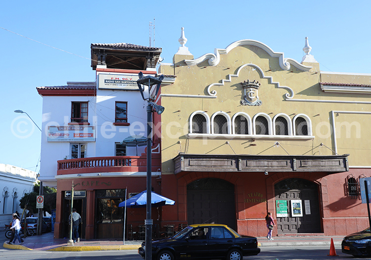 City tour La Serena, Chili