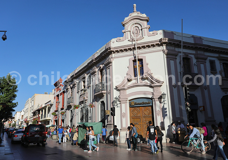 Centre historique de la La Serena, Chili