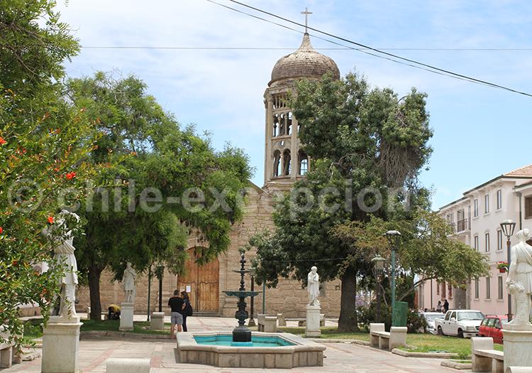 Place d'Armes, La Serena, Chili