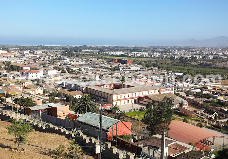 Ville La Serena, Chili