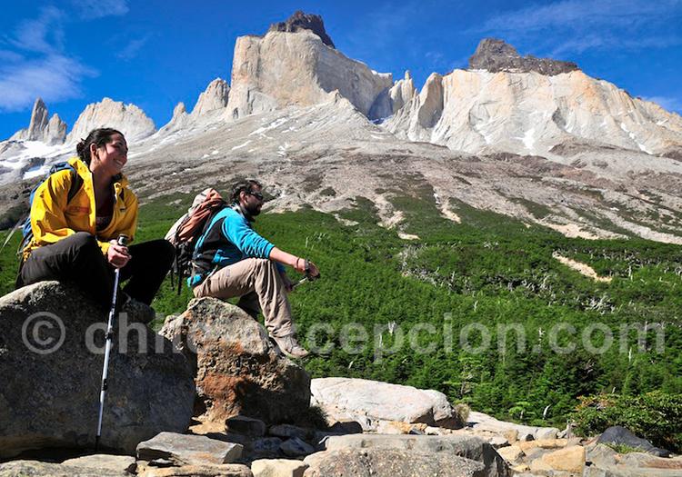 Trek W, vallée del Frances