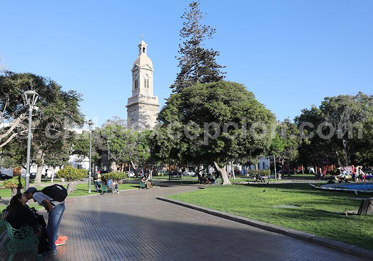 Plaza de Armas, La Serena, Chili