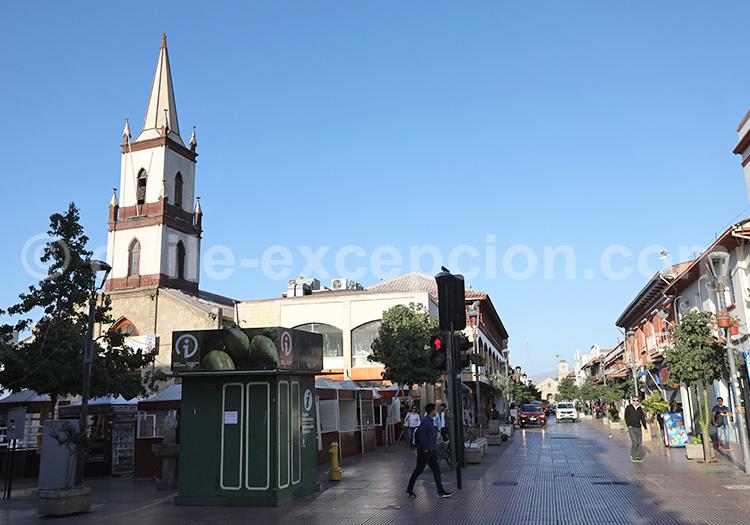 Église la Merced, La Serena, Chili