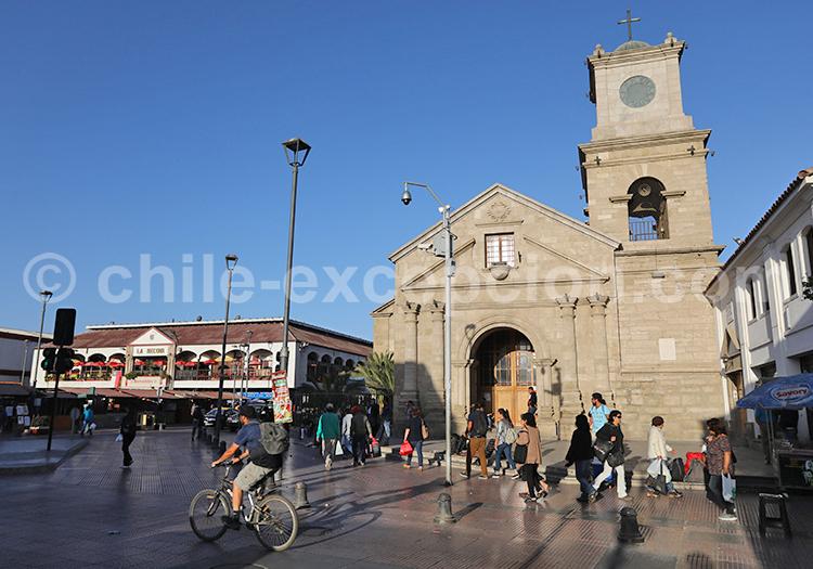 Église coloniale, La Serena, Chili