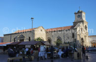 Eglise San Agustin, La Serena