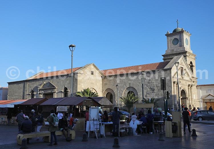 Église San Agustin, La Serena