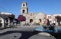 Eglise San Francisco de Asís, La Serena