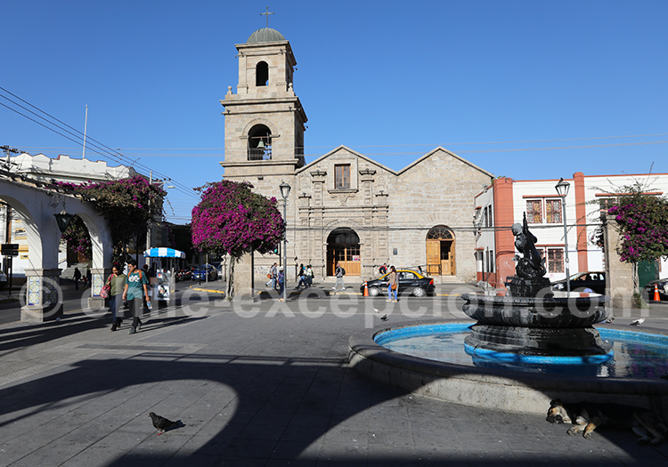 Église San Francisco de Asís, La Serena