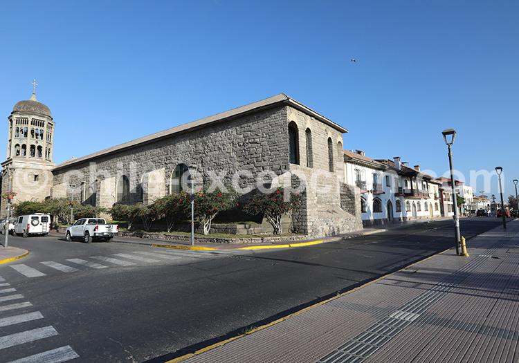 Eglise Santo Domingo, La Serena