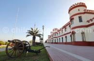 Fort Militaire, Cerro Santa Lucia, La Serena