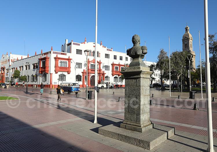 La Place d'Armes de La Serena