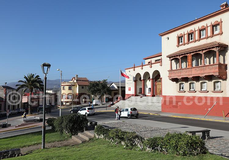 Lycée Gabriel Mistral