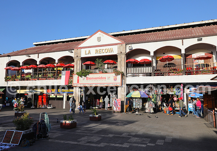 Marché La Recova, La Serena