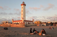 Plage El Faro, La Serena