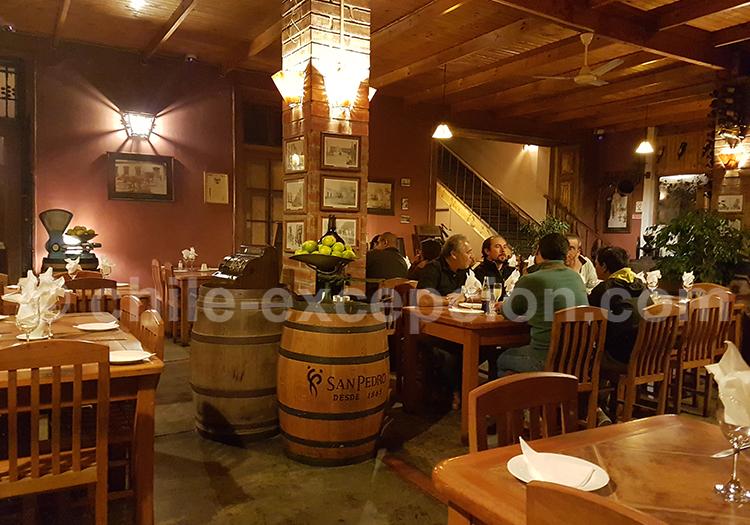 Restaurant Casona del 900, La Serena