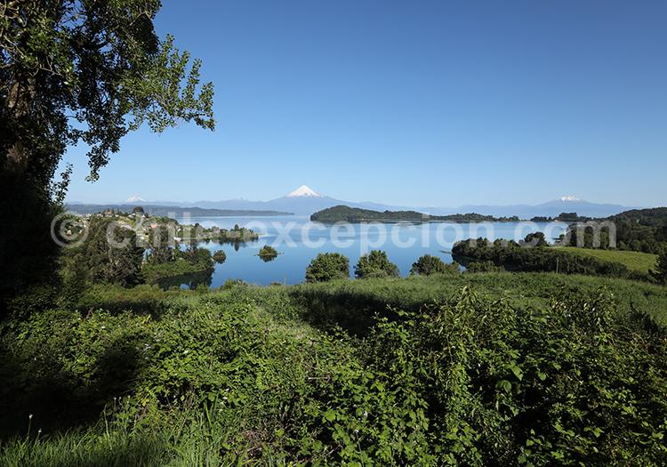 Puerto Octay, Sud du Chili