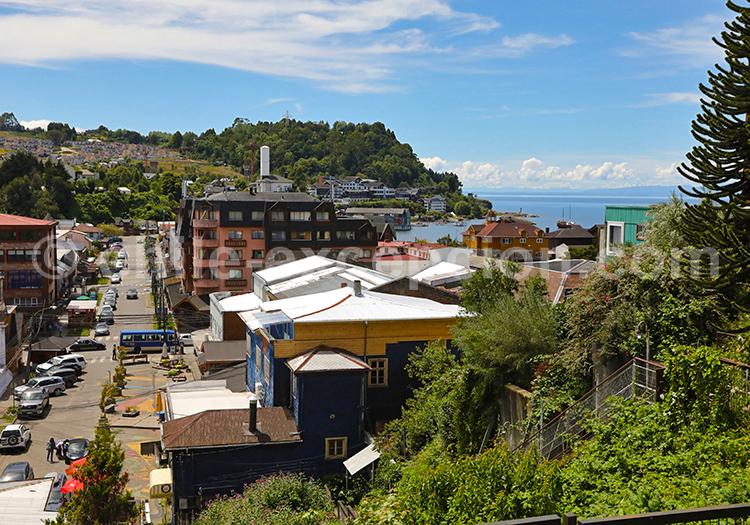 Visite de Puerto Varas, Chili