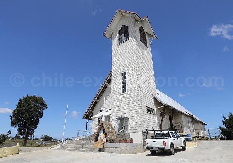 Église de Braunau, Chili