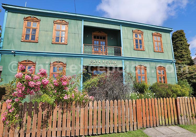 Casa Ritcher, Frutillar, Chili