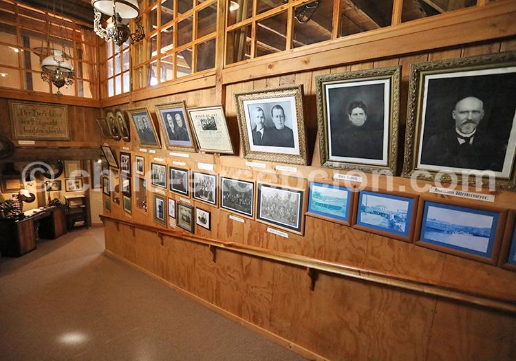 Visite du musée Antonio Felmer