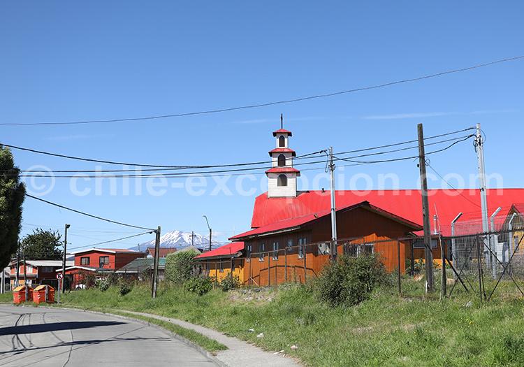 Puerto Montt, Sud du Chili