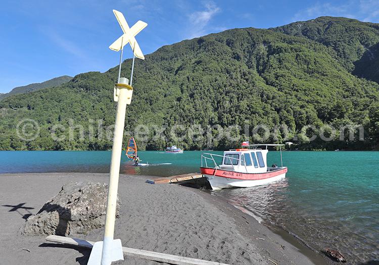Lac Petrohué, Chili