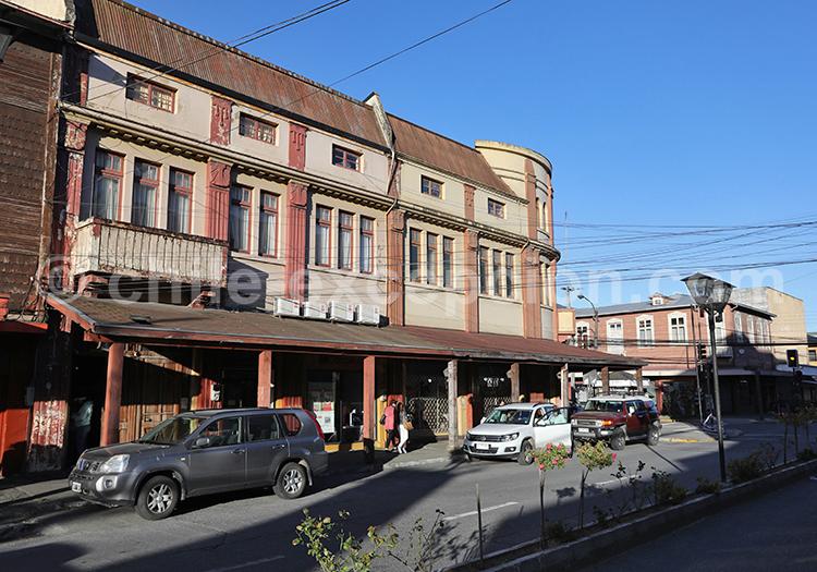 Maison coloniale, Puerto Varas, Chili