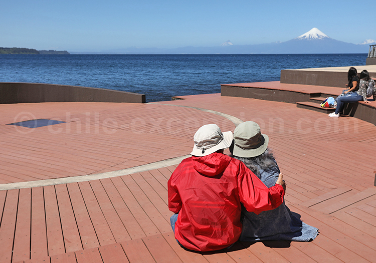 Voyage en famille à Frutillar, Chili