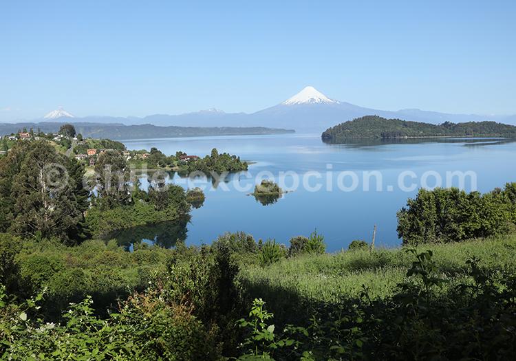 Puerto Octay, région des lacs, Chili