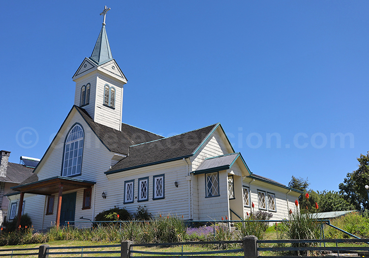 Église luthérienne de Frutillar